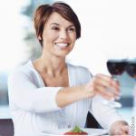 Dinner Date mit einem Begleiter - ab 45 Minuten erhältlich.